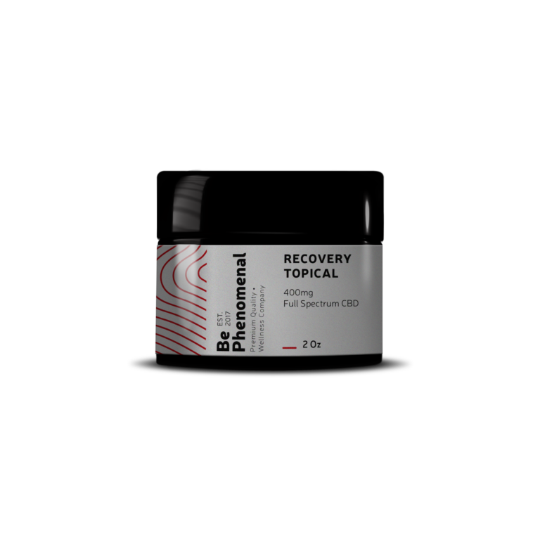 RECOVERY 400mg CBD Topical