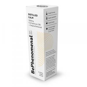 Distilled CALM 1500mg Terpene Enhanced Product Image
