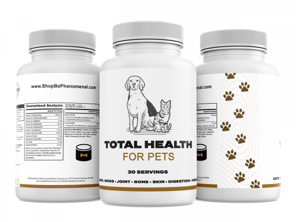 Total Pet Health for Cats and Dogs Product Image