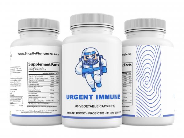 Urgent Immune Support Product image