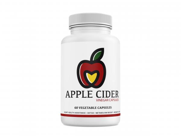 Apple Cider Vinegar Capsules Product Image