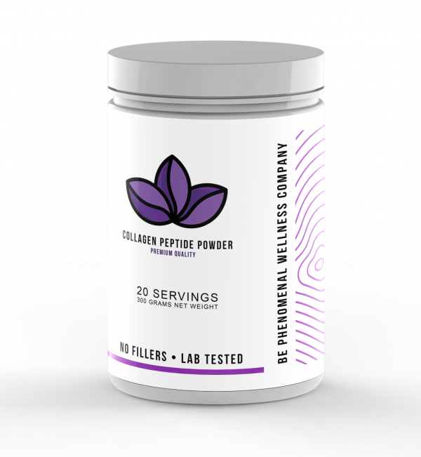 Official Collagen Peptide Powder