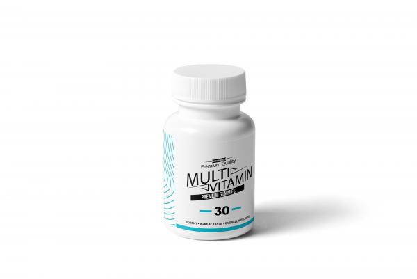 Adult Multi-Vitamin Gummies