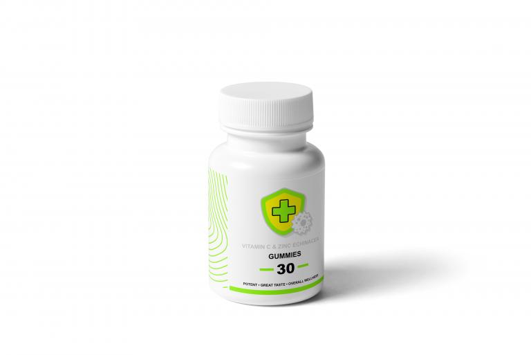 Vitamin C & Zinc Echinacea Gummies Supplement