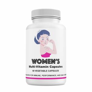 Women's Multi-Vitamin Capsules