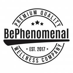 Be Phenomenal Wellness Company Logo