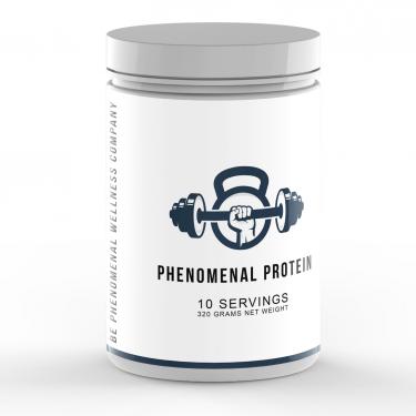 Phenomenal Pure Protein Image